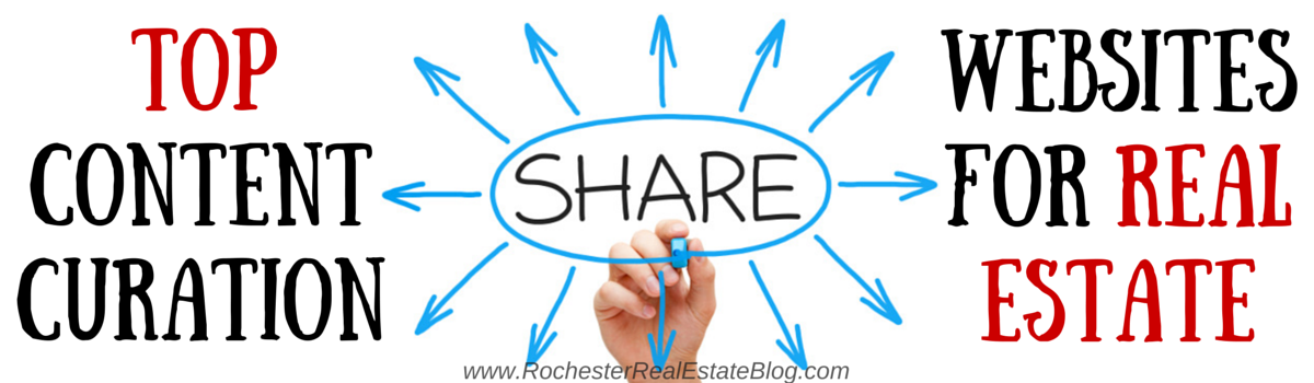 Top Content Curation Websites for Real Estate