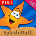 Top 10 iPad educational Apps | Splash Math - 1st grade worksheets of Numbers, Counting, Addition, Subtraction & 11 other chapters