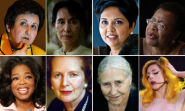 Top 100 women | World news | The Guardian