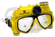 Best Extreme Sports Video Camera Goggles - Reviews 2015 | Liquid Image Explorer Series 5.0MP Underwater Digital Camera Mask