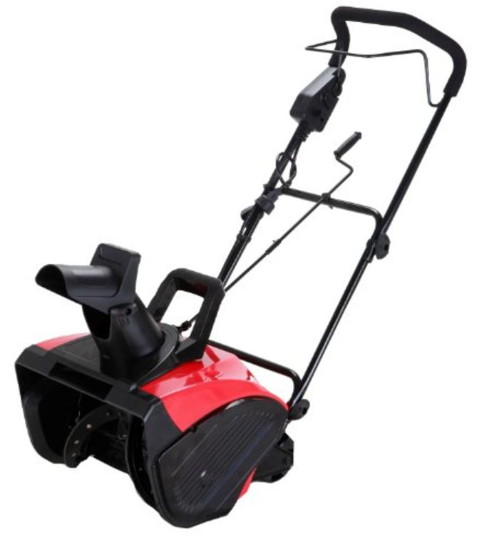 Best Small Electric Snow Blower : Best rated lightweight electric snow blowers on sale