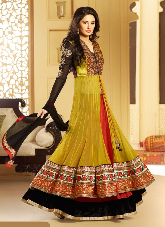 Modern Gaze Of The Designer Salwar Suit A Listly List