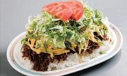 Taco Rice and Cheese