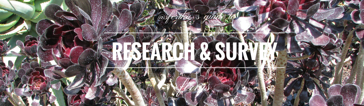 Market Research Companies and Survey Tools