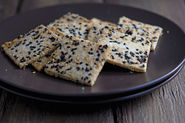 10 Healthy and Yummy Almond Recipes | Almond Crunch Crackers