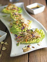 10 Healthy and Yummy Almond Recipes | Korean Lettuce Wraps