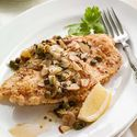 10 Healthy and Yummy Almond Recipes | Sole with Garlic-Almond-Caper Sauce