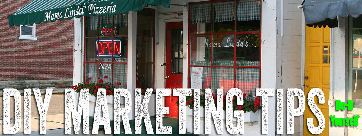10 DIY Business Marketing Ideas