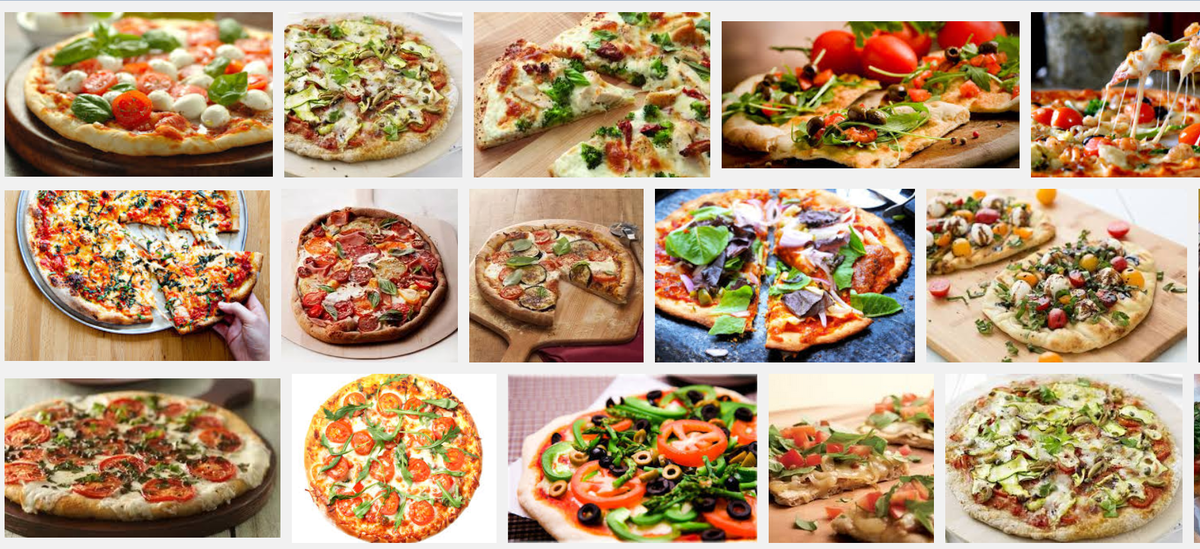Healthy Homemade Pizza Recipes