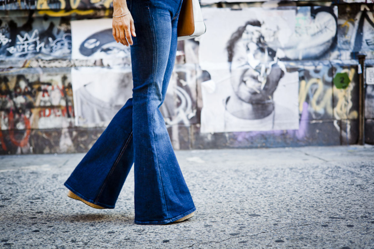 Headline for Must Be Good Jeans: 10 DIY Ways to Re-Design a Pair of Jeans