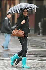 Best Women&39s Rain Boots - 2016 Guide to Fashion Rain Boots   A
