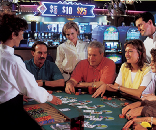 Midwest casino guide the falls casino
