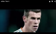 Gareth Bale & Lionel Messi star in new adidas: Take It advert [video]