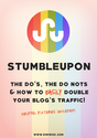 26 Microbusiness Tools for #MicroBizMonday | How To Increase Your Blog's Traffic With StumbleUpon