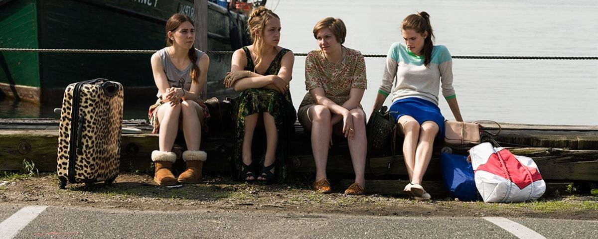 Who's your favourite girl (or guy) from HBO Girls?