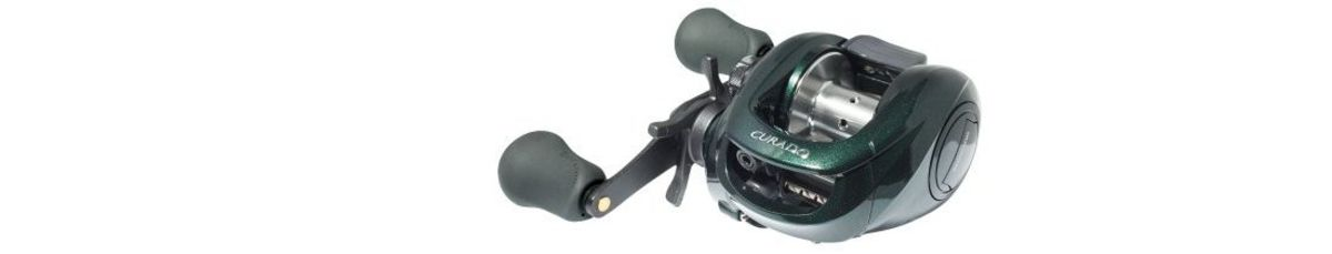 Headline for Best Shimano Curado Baitcasting Fishing Reels
