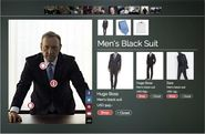 "Podsumowanie Tygodnia 14.02 - 2.03.2015 | An algorithm can help you shop the entire wardrobe from ""House of Cards"""