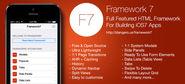 The Best Tools for Mobile App Prototyping | Framework7
