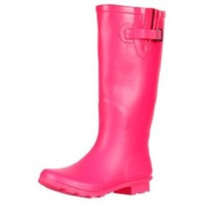 Best Rated Pink Rubber Rain Boots For Women On Sale