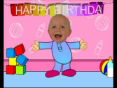 Funny Birthday Videos | Baby Dancing - Funny Happy Birthday Video Card