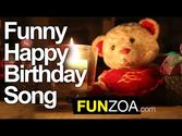 Funny Birthday Videos | Funny Happy Birthday Song - Cute Teddy Sings Very Funny Song