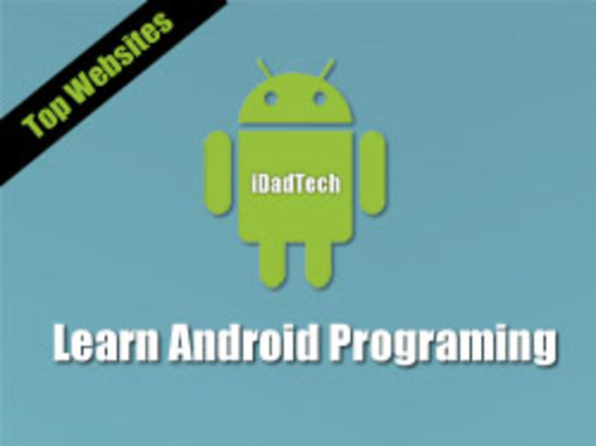 Headline for Best Website to Learn Android programming
