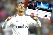 POPULAR: CR7 surpasses Shakira as most liked person on Facebook