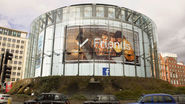 Facebook Gets Even Friendlier With Striking Outdoor Ads and Mosaic of Digital Content