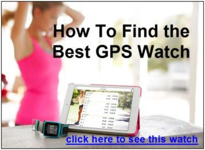 Best GPS Running Watch Top 10 List for 2015 | Listly List