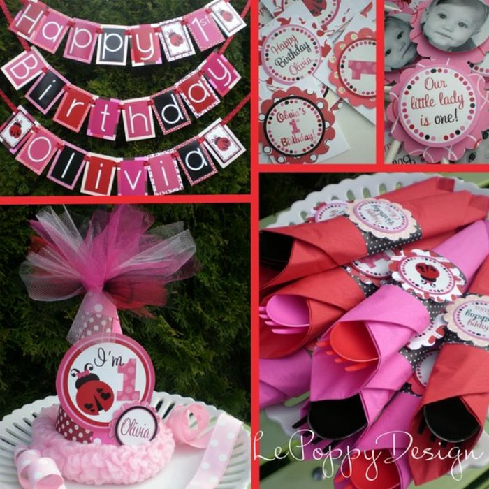Pretty pink party supplies decorations a listly list for Decoration list mhw