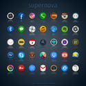 Free Icons for Websites | Supernova Icons