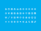 Free Icons for Websites | 44 Shades of Free Icons
