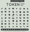 Free Icons for Websites | Token