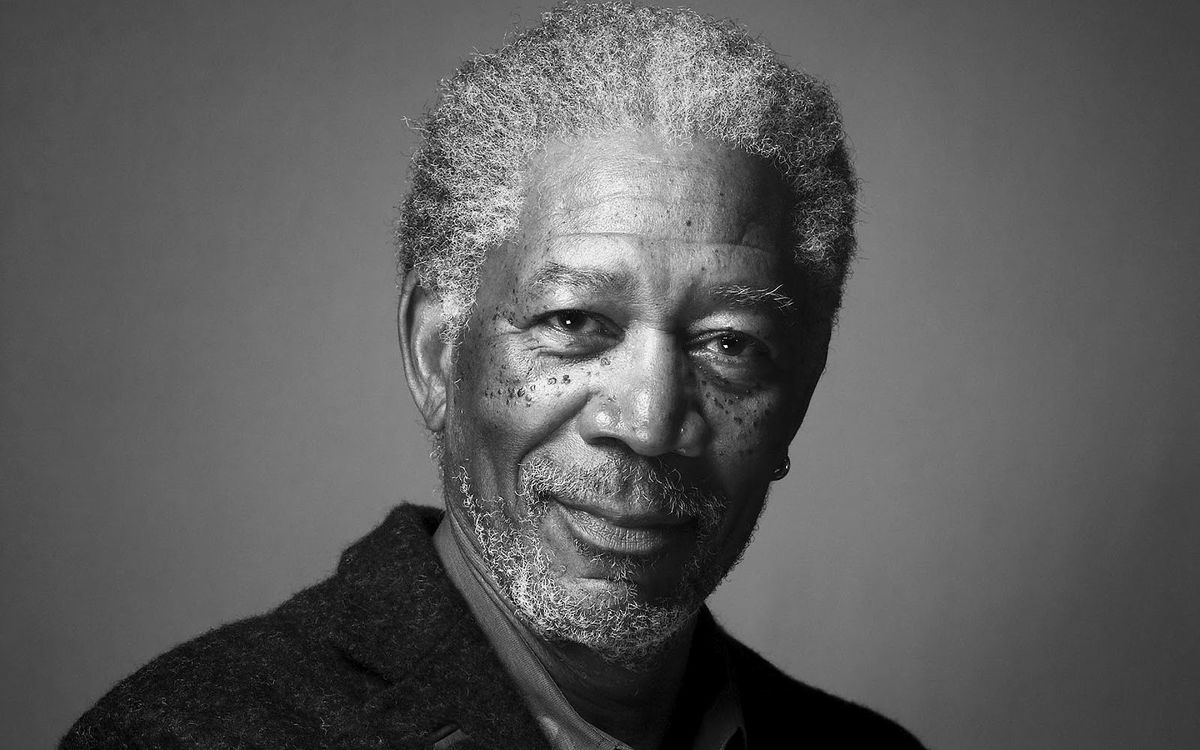 10 Marvelous Performances by Morgan Freeman | A Listly List