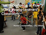 October 5 | 2014 | Games in the young learners' classroom - in YLT Webinars: The Importance of Play in the Young Lear...