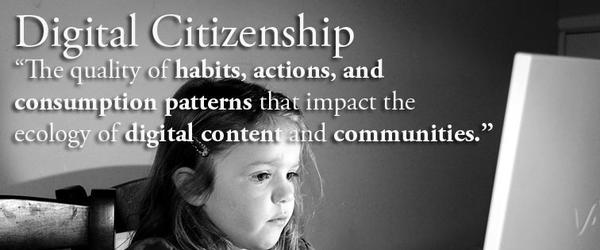 Cyber Safety + Digital Citizenship