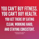 You Can't Buy Fitness