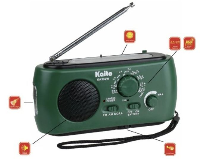 Best wind up radio for cooking a listly list sciox Gallery