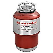 Best Rated Under Sink Garbage Disposals Reviews | KitchenAid Continuous Feed Garbage Disposal