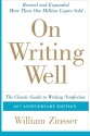 Top Copywriting Books | On Writing Well, 30th Anniversary Edition: The Classic Guide to Writing Nonfiction