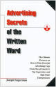 Top Copywriting Books | Advertising Secrets of the Written Word: The Ultimate Resource on How to Write Powerful Advertising Copy from One of ...
