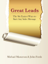 Top Copywriting Books | Great Leads: The Six Easiest Ways to Start Any Sales Message