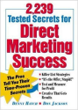 Top Copywriting Books | 2,239 Tested Secrets For Direct Marketing Success : The Pros Tell You Their Time-Proven Secrets
