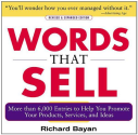Top Copywriting Books | Words that Sell: More than 6000 Entries to Help You Promote Your Products, Services, and Ideas
