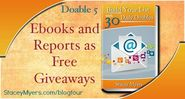 Using Ebooks and Reports as Free Giveaways - Doable 5