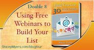Using Webinars to Build Your List - Doable 8