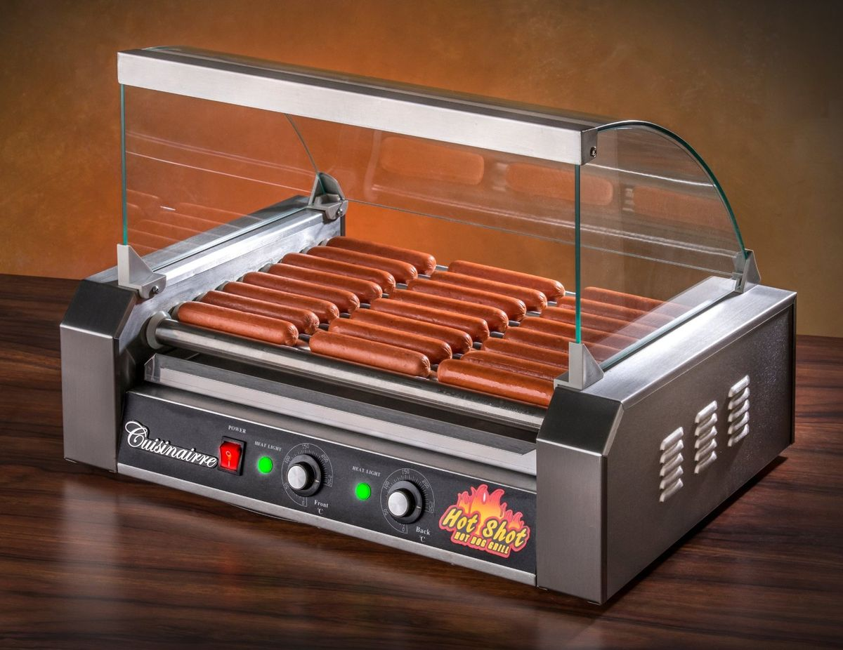 home hot dog maker machine a listly list. Black Bedroom Furniture Sets. Home Design Ideas
