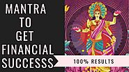 MANTRA TO GET RICH FAST★MANIFEST RICHES★ATTRACT ABUNDANCE OF MONEY★MAGICAL BLESSINGS