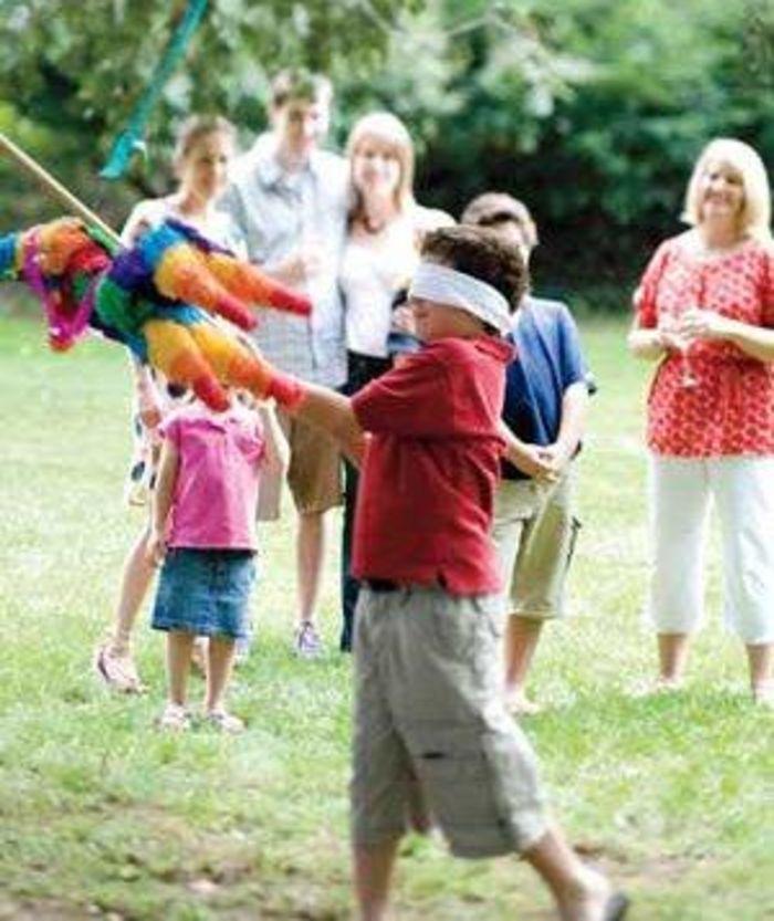 Kids Birthday Party Games: Pinatas Pinatas Ideal Birthday Party Games For Kids