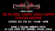 ScareFest Haunters Convention - Haunted House Convention